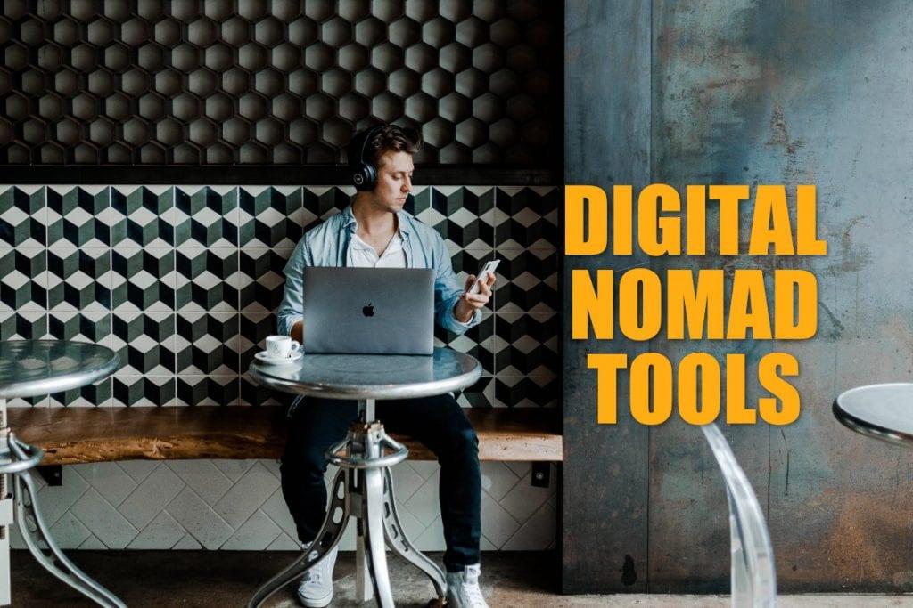 digital nomad tools