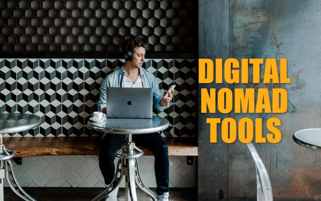 Digital Nomad Tools – Essential Remote Work Apps & Services