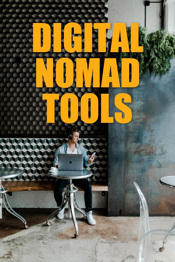 digital nomad tools - essential apps and software
