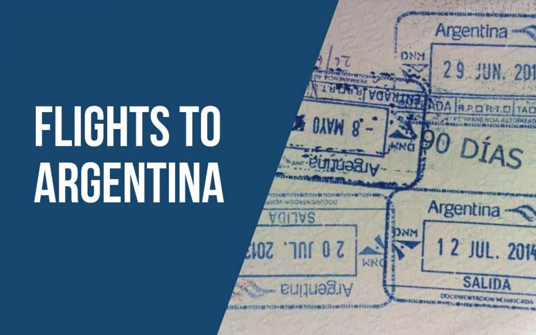 Flights to Argentina