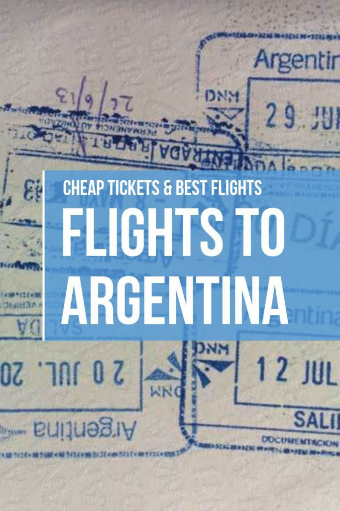 Flights to Argentina - The best way to fly