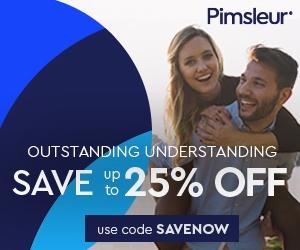 pimsleur languages discount