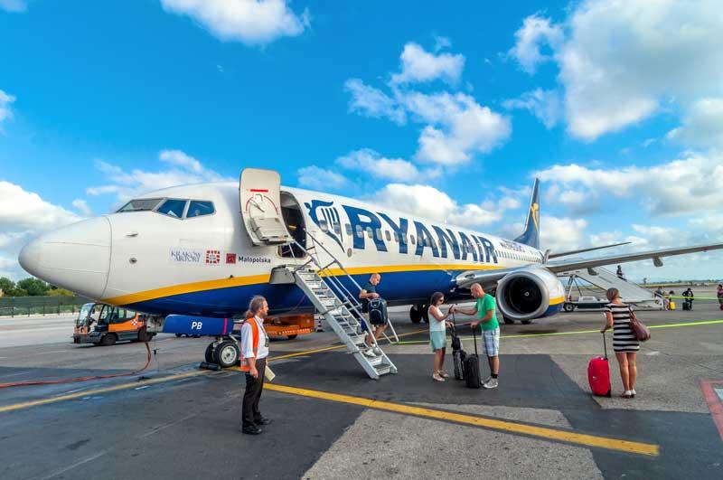 Ryanair in Argentina