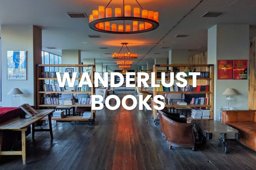 Wanderlust Books | Inspirational Non-Fiction Travel Writing