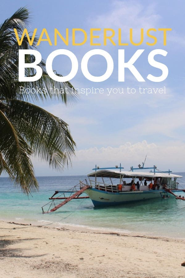 Wanderlust books: Inspiring reads for travel