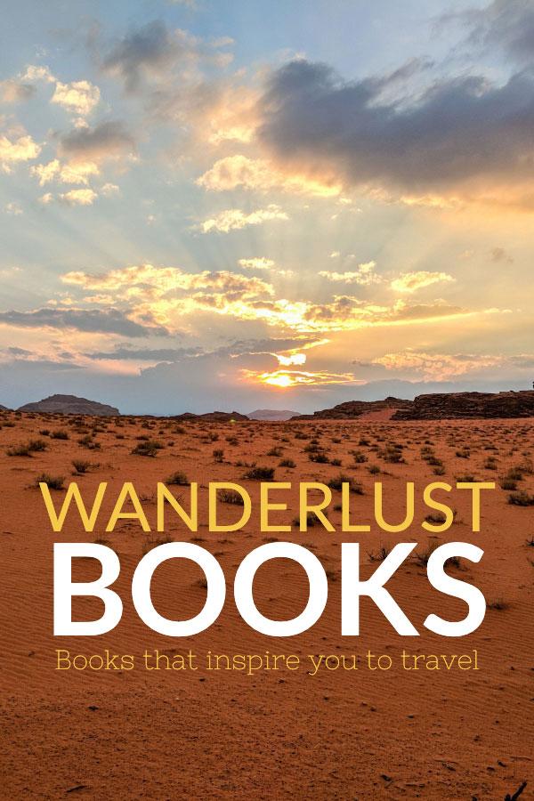 Wanderlust books: Inspiring reads for travel