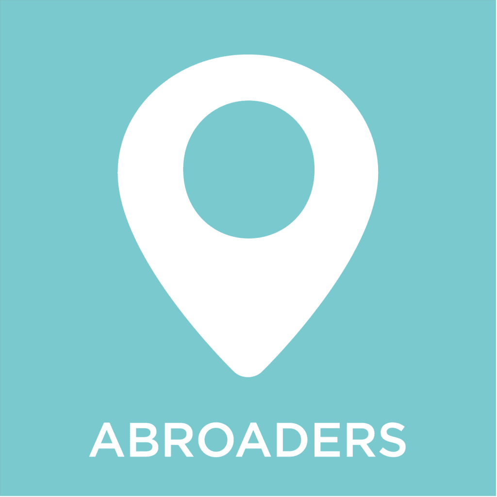 abroaders travel podcast