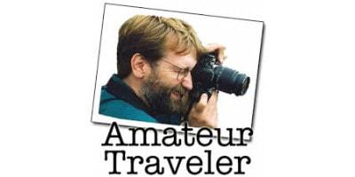 amateur traveler logo