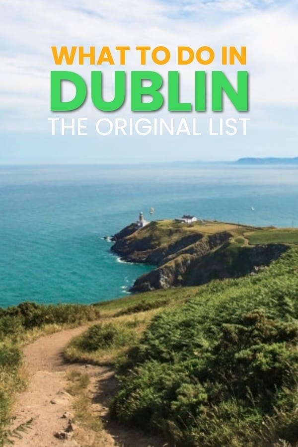 Howth Head Dublin - best Things to do in Dublin