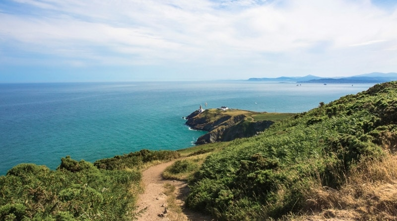 Howth Head Walk - One of the best things to do in Dublin