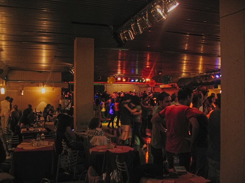 La Viruta Tango Club in Palermo