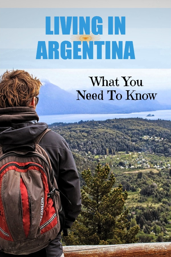 living in Argentina guide