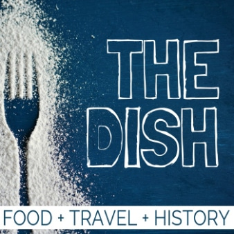 the dish food travel history show
