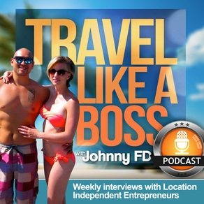 travel like a boss podcast logo
