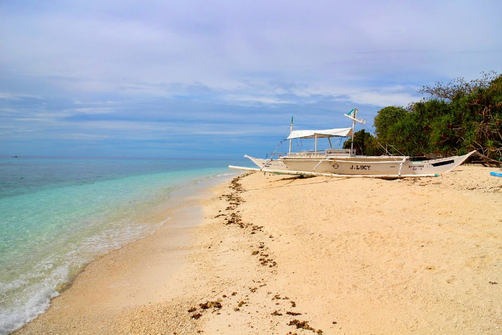The beautiful beaches of the Philippines