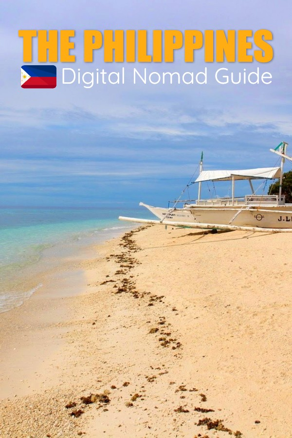 Digital Nomad Guide to living in the Philippines