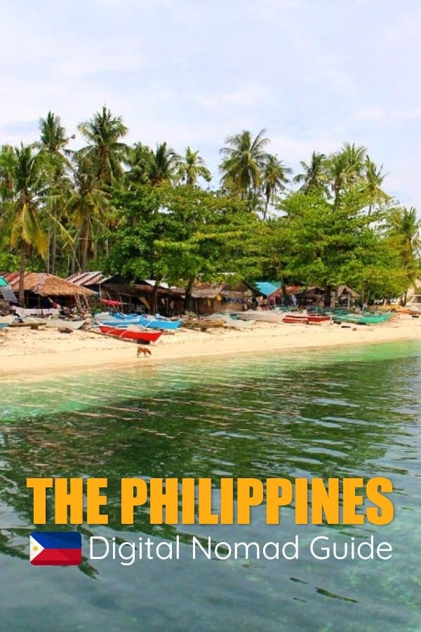 Philippines nomad guide