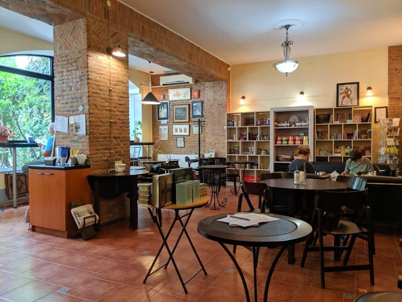 Prospero's Books Rustavelli avenue