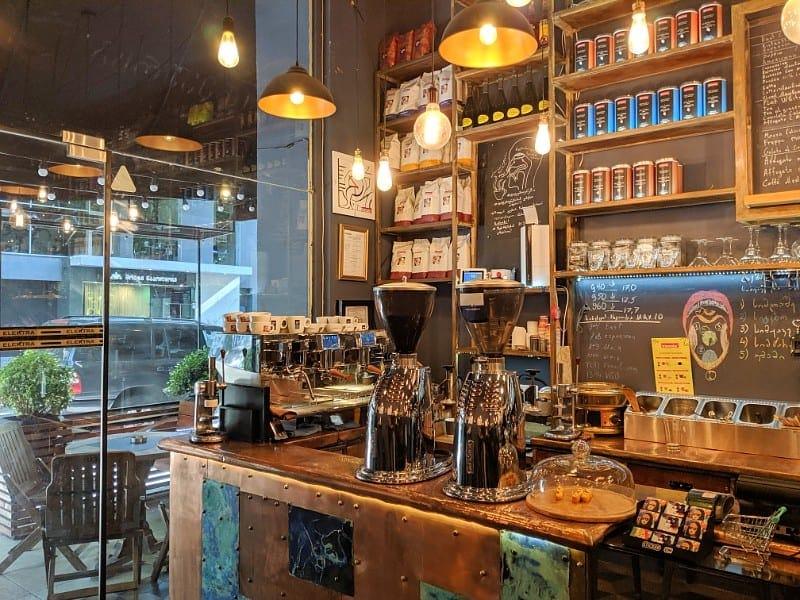 viceversa coffee shop vake tbilisi