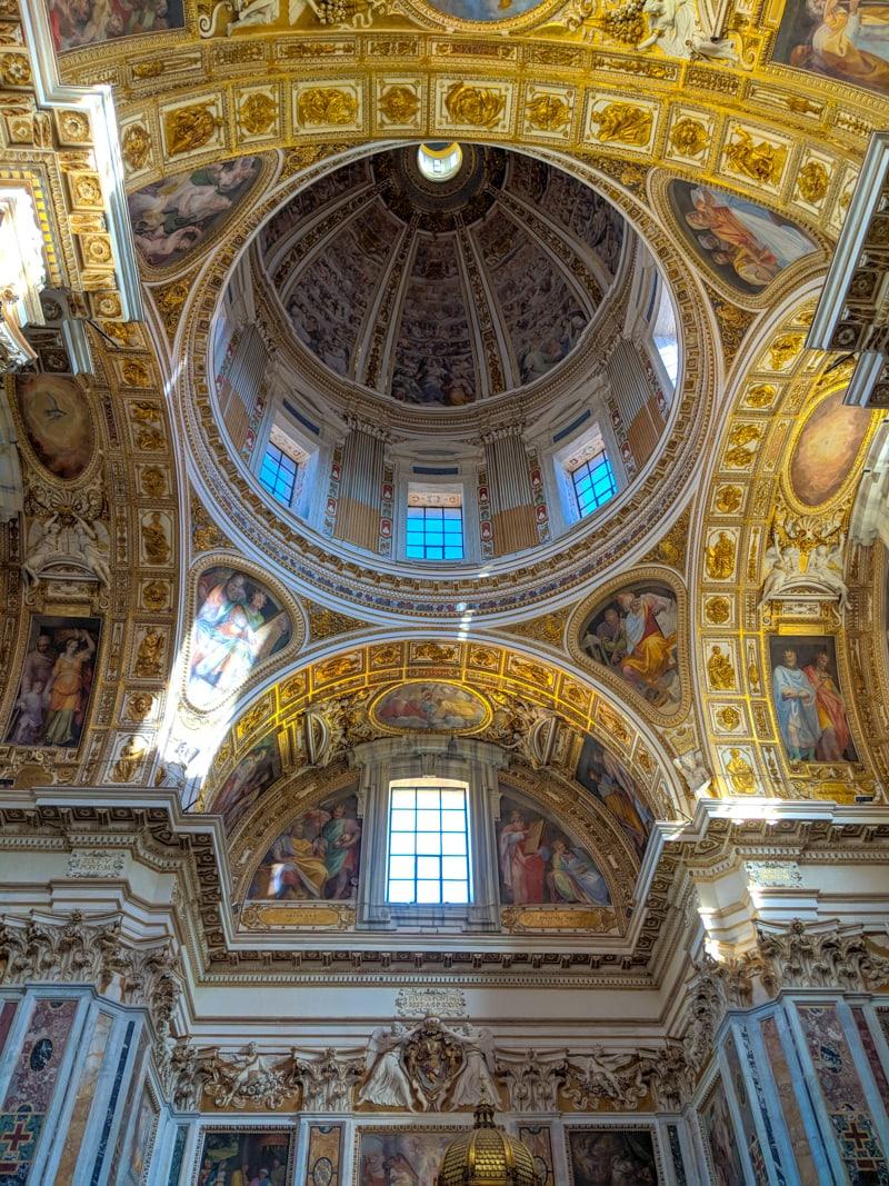 Basilica Papale di Santa Maria Maggiore  dome