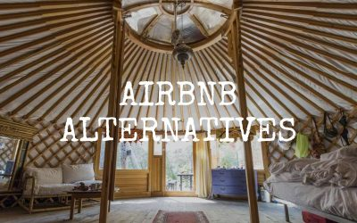 Airbnb Alternatives: House Sitting, Glamping, & Boutique Hotels