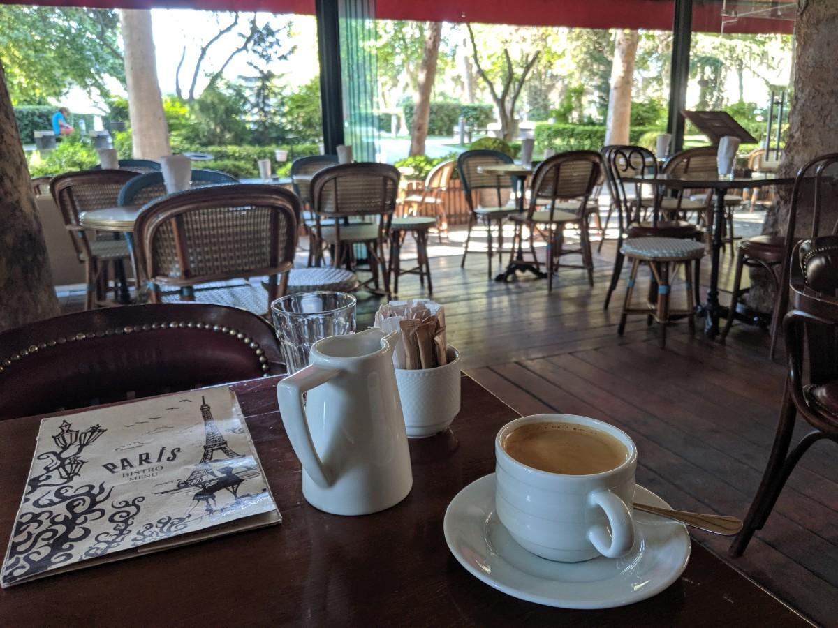 working remotely from baku cafe azerbaijan