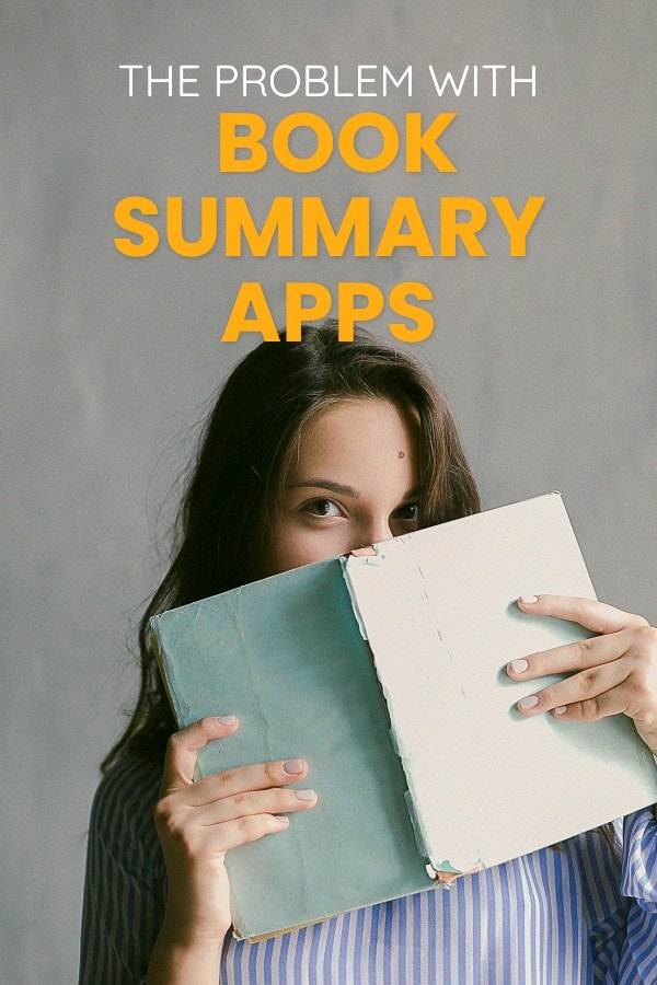 The Problem With Book Summary Apps