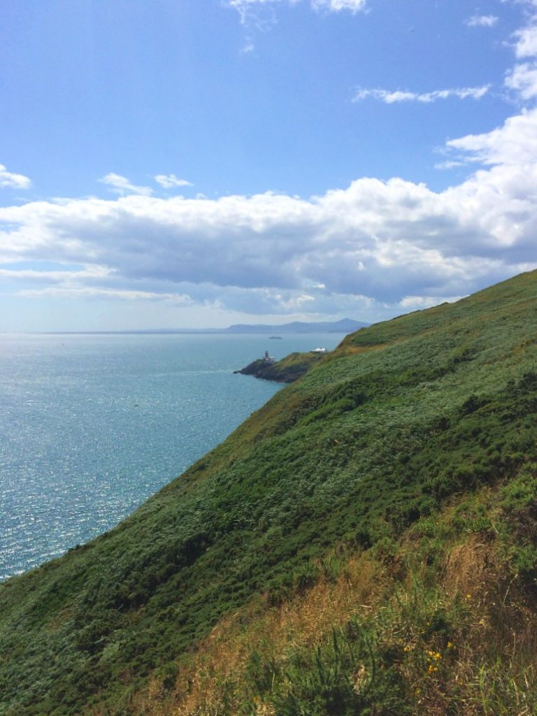 Howth Head in Summer