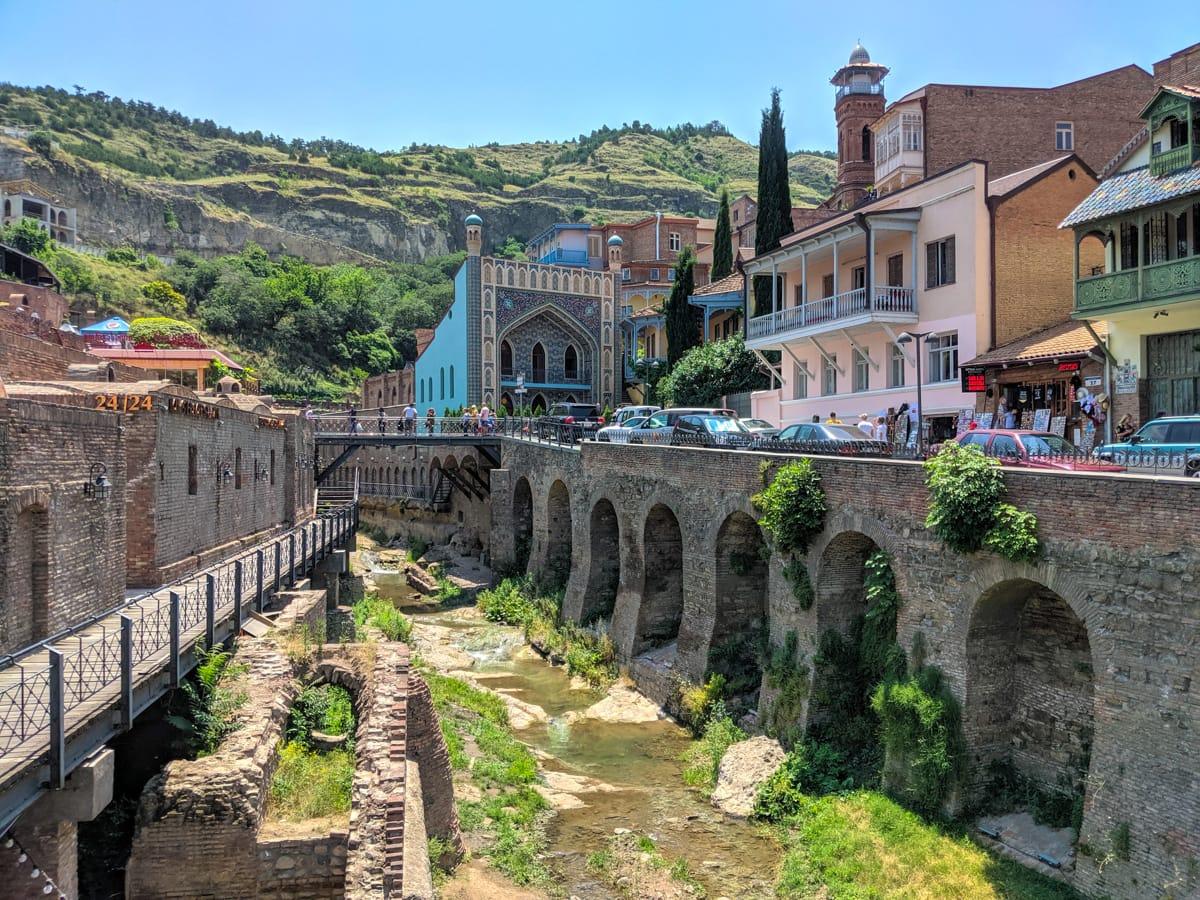 Europe hidden gems Tbilisi Georgia