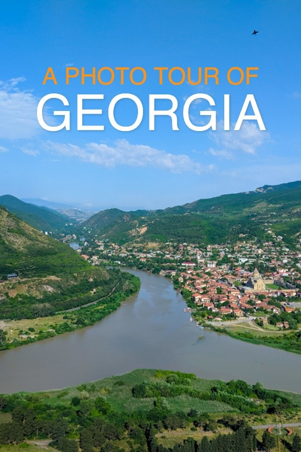 A Photo Tour of Georgia (The Country) - Images