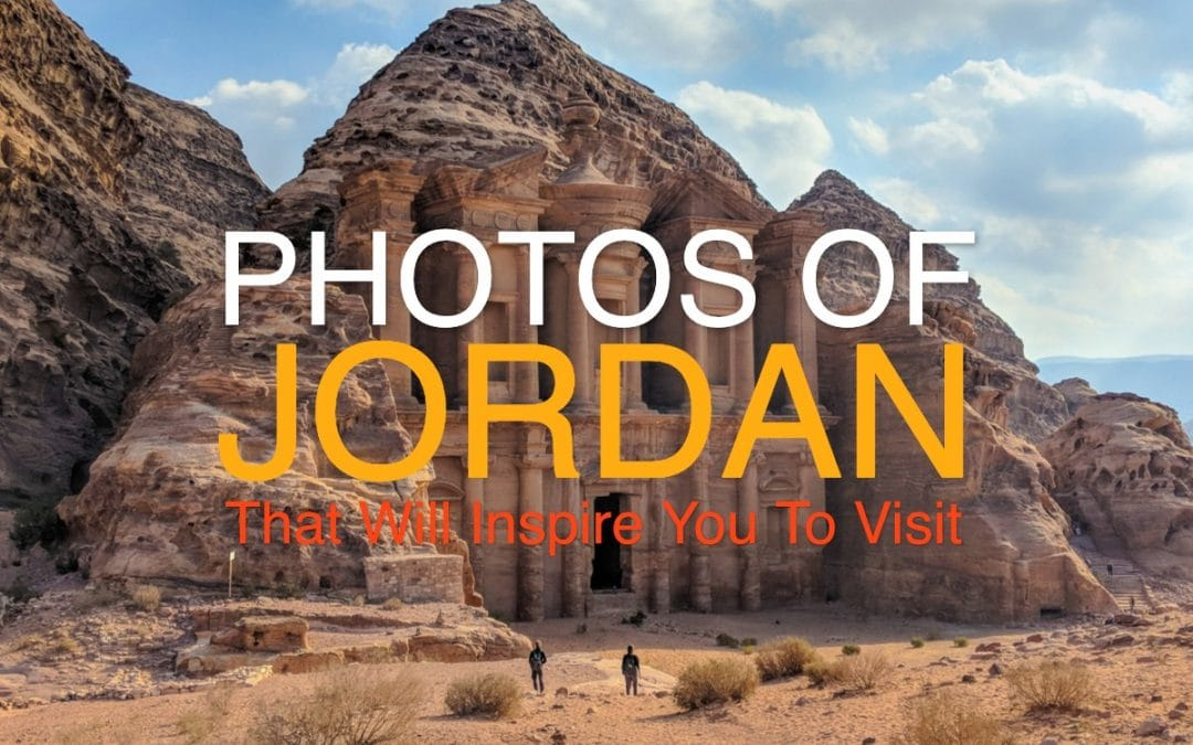 Pictures Of Jordan That Will Inspire You To Travel