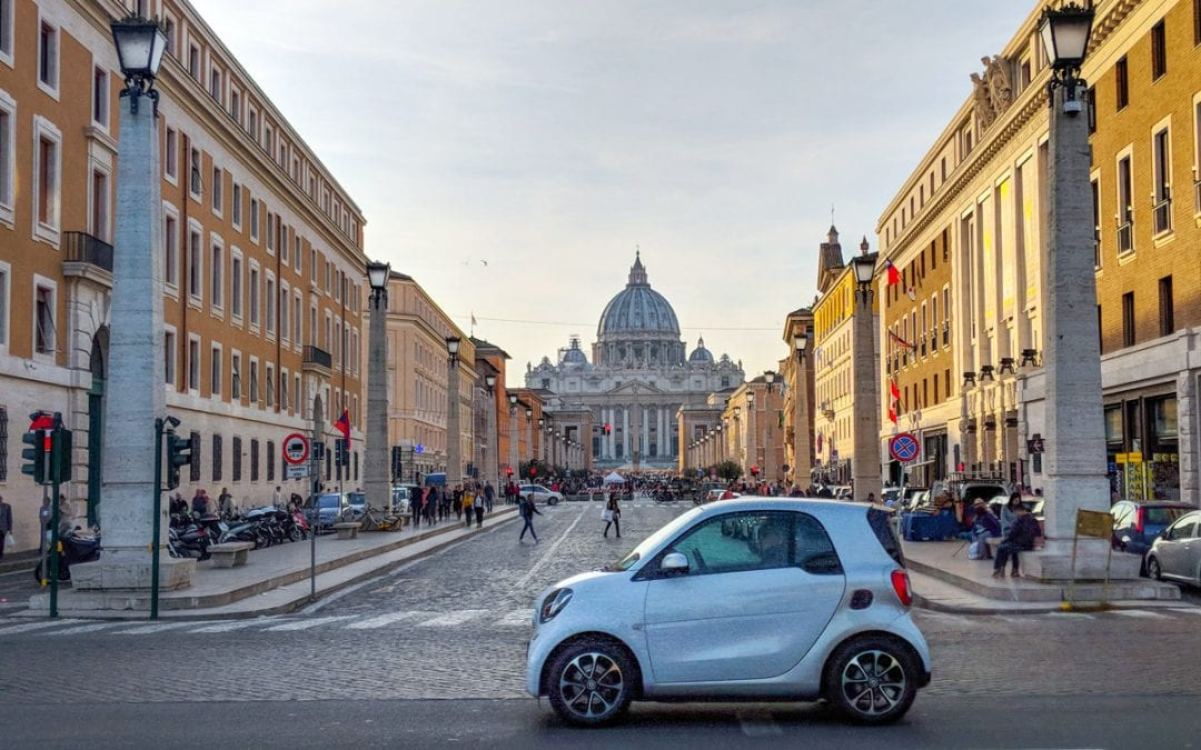 Rome Photo Blog: On Location in Italy's Eternal City
