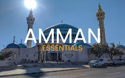 Amman, Jordan: The Essential Visitor Guide