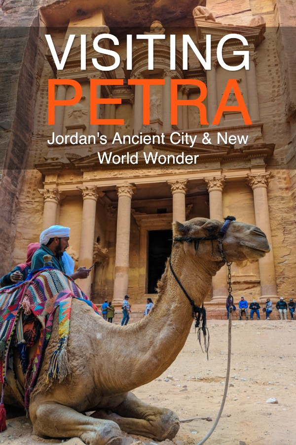 Petra, Jordan. Planning a trip, how to get there, and what to see