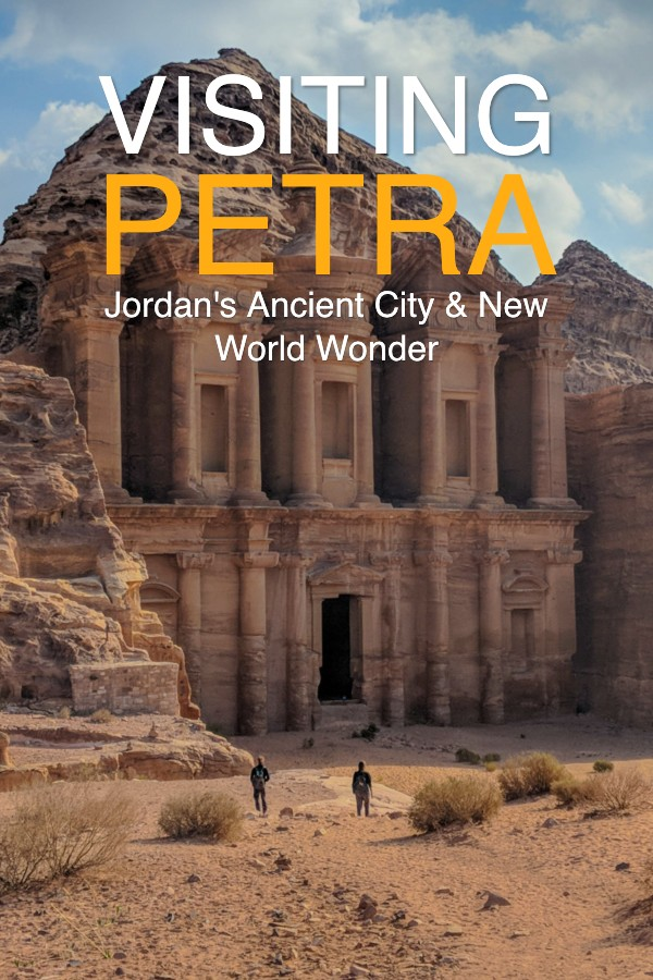 How to visit one of the world's ancient wonders. Petra