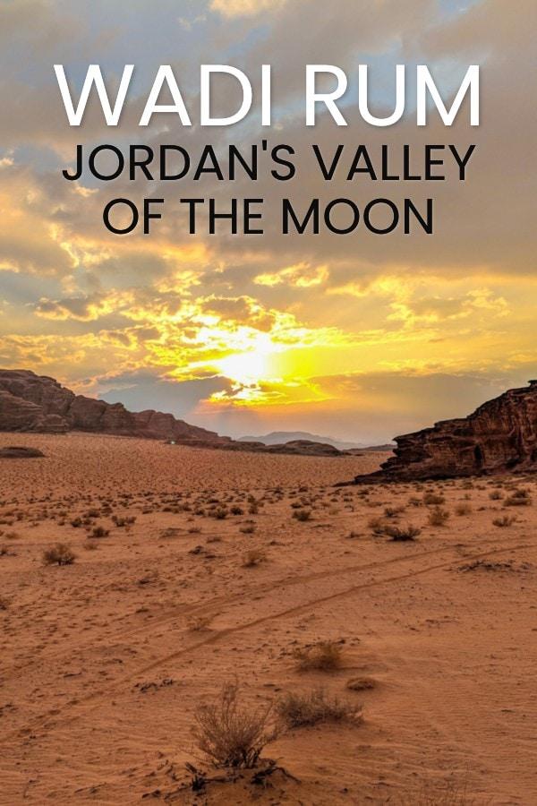 Wadi Rum - Visit Jordan's Desert Valley Of The Moon
