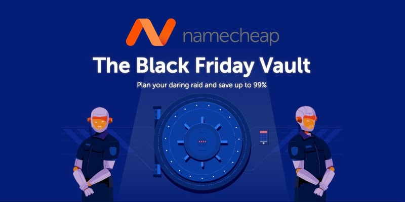 Namecheap 99% discounts 2019