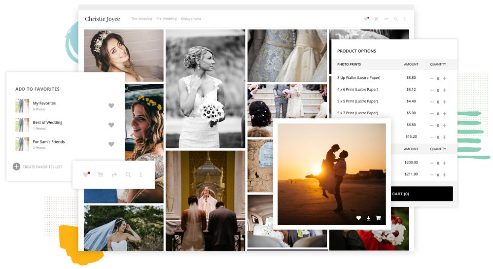 Pixpa for Photographers and Bloggers