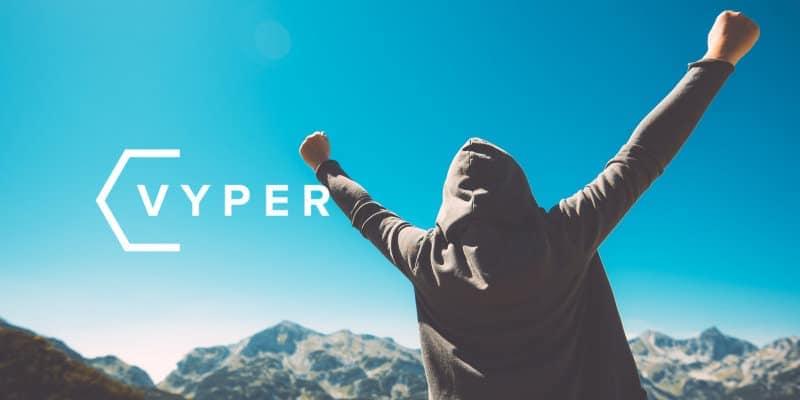 Vyper viral referral tool