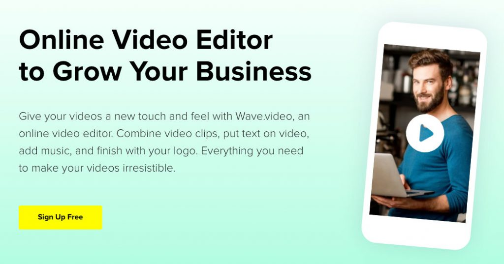 Wave video editor BF discount
