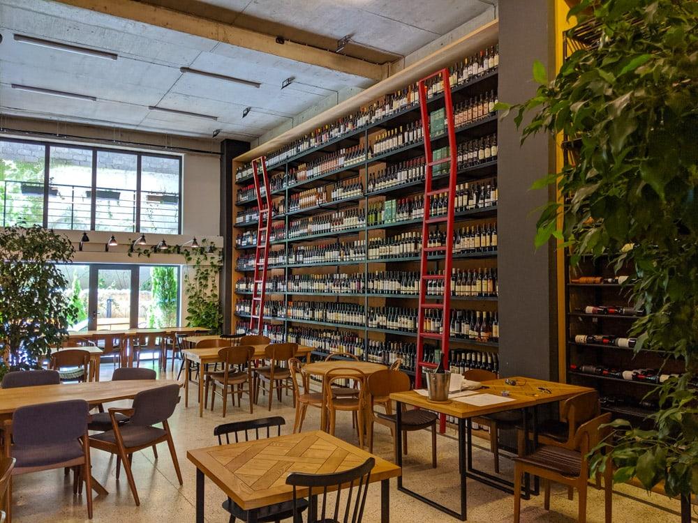 8000 Vintages Wine Shop, Vake, Tbilisi