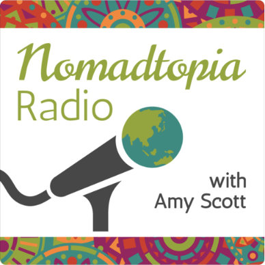 Nomadtopia radio podcast
