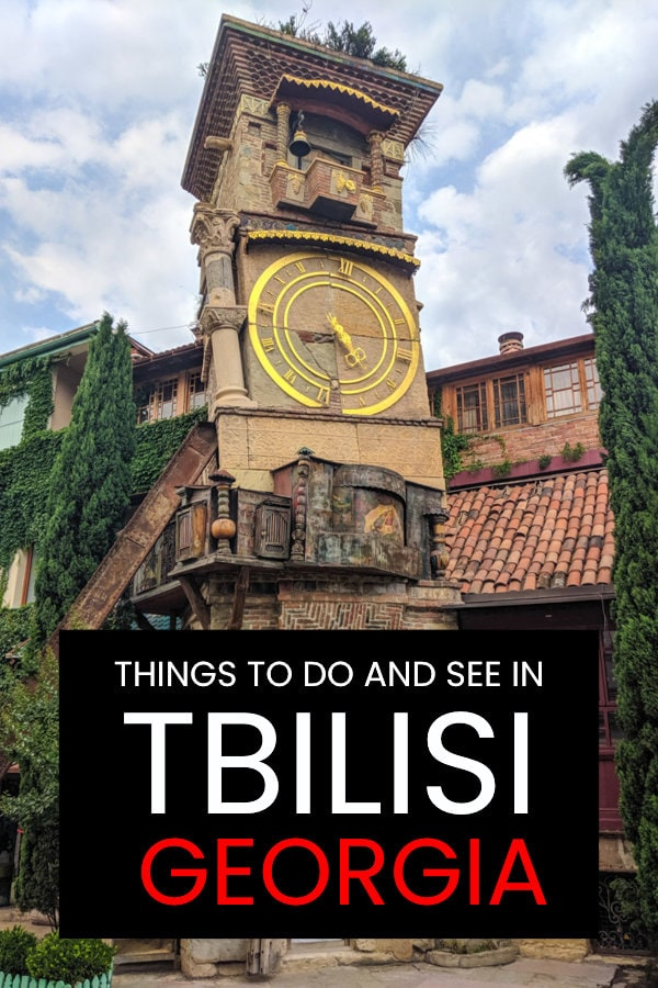 Things to do in Tbilisi, Georgia