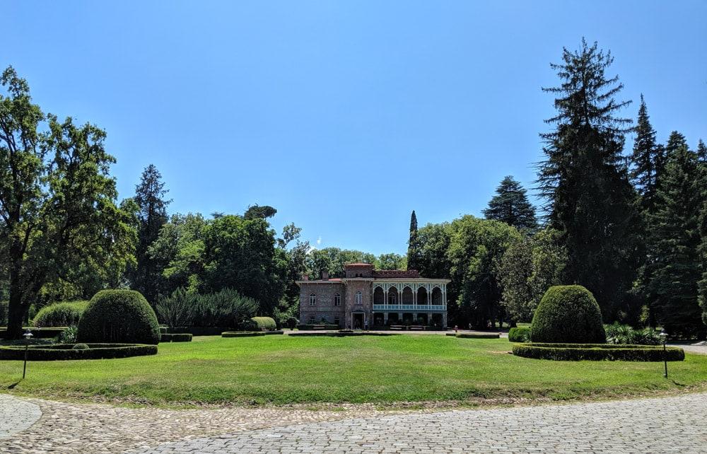 Chavchavadze estate Tsinandali