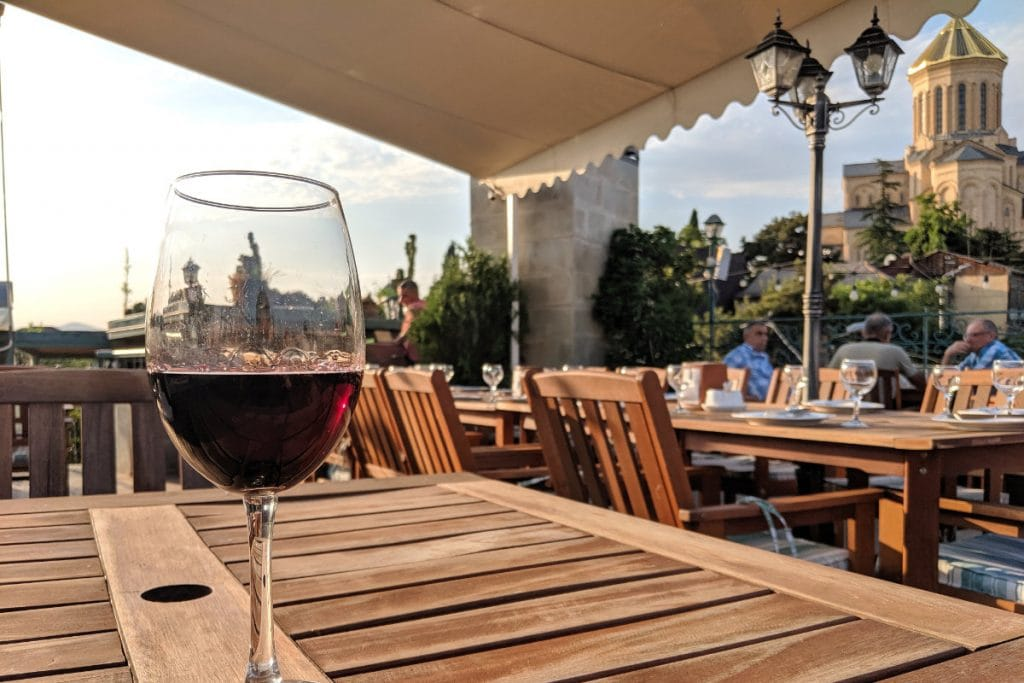 Georgian wine a travel guide
