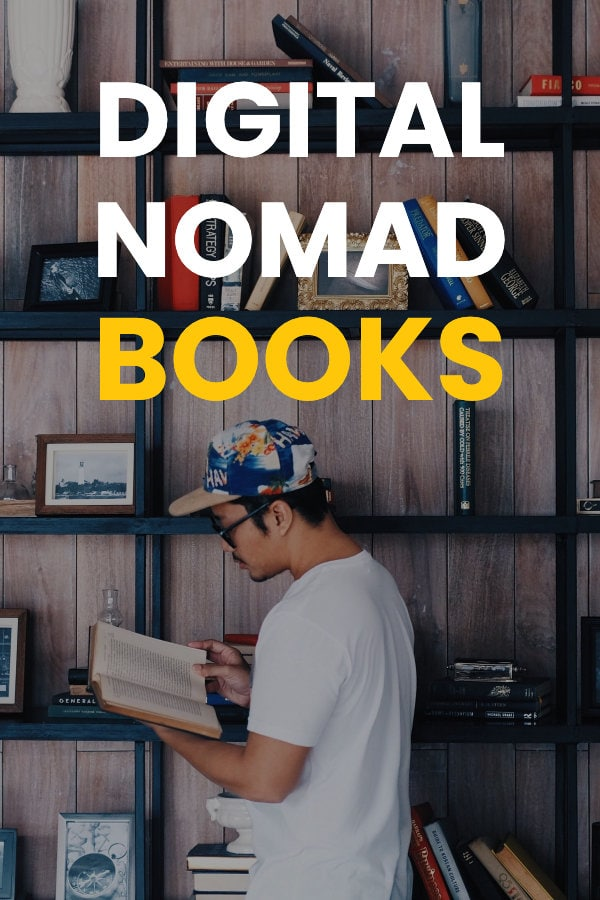 The Best Digital Nomad Books to buy