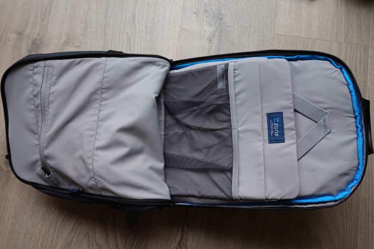 Falco Backpack Inside