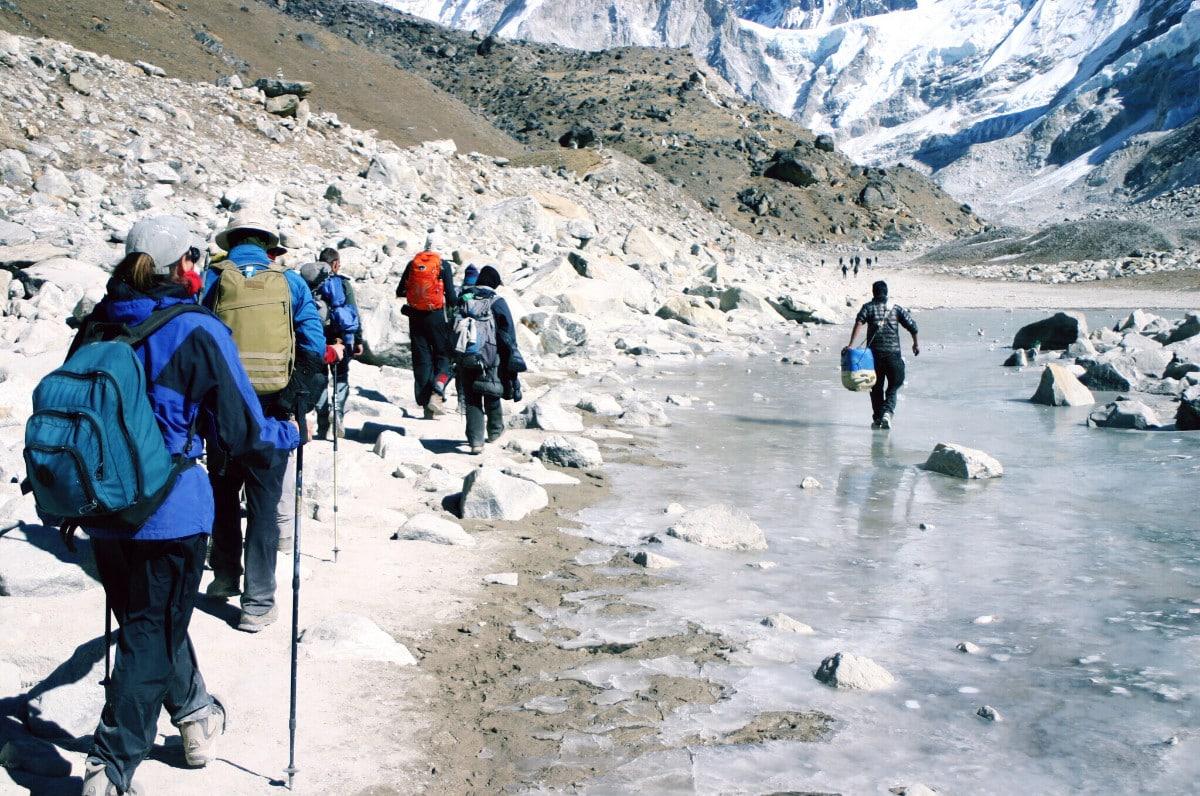 Everest Basecamp Trek 1