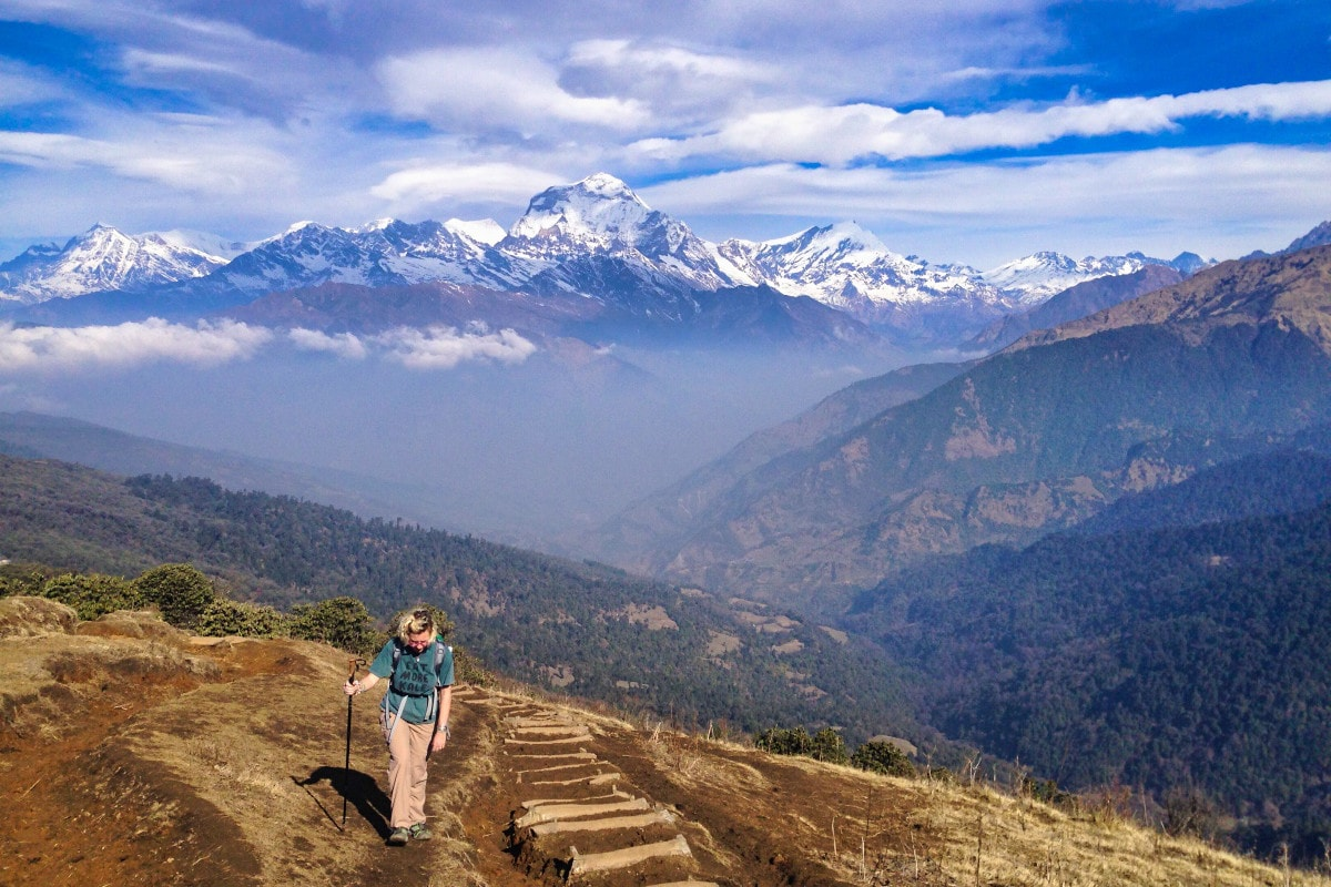Hiking The Annapurna Circuit 1