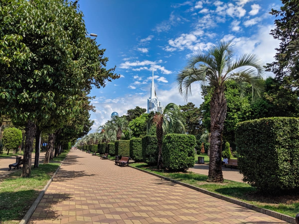 Batumi Promenade